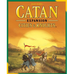 Settlers of catan (5th ed): Cities & Knights expansion (eng. regler)
