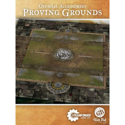 Guild Ball Play Mat: Proving Grounds