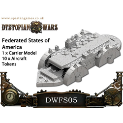 Federated States of America Saratoga Fleet Carrier (1)