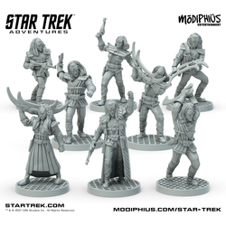 Star Trek Adventures: Klingon Warband