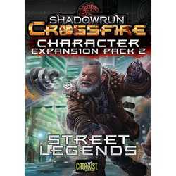 Shadowrun: Crossfire: Character Expansion Pack 2 Street Legends