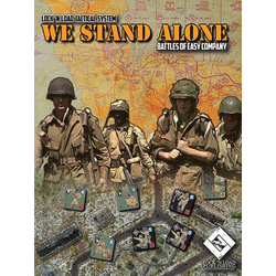 Lock 'n Load Tactical: Heroes of Normandy We Stand Alone