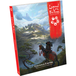 Legend of the Five Rings RPG: Emerald Empire