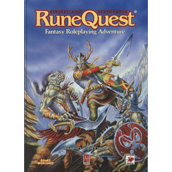 HeroQuest: Fantasy Roleplaying Adventure (1987), Hardback