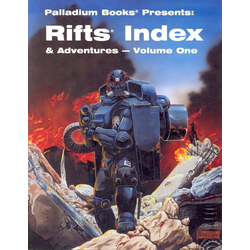 Rifts: Index & Adventures: Volume One (1996)
