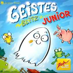 Ghost Blitz / Geistesblitz Junior (eng. regler)