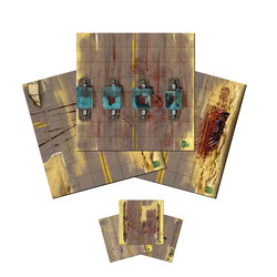 Devil's Run: Extra Tiles