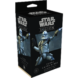 Star Wars: Legion - Clone Captain Rex