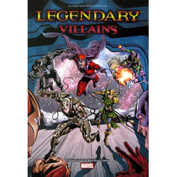Legendary: Villains (Marvel Deck Building Game)