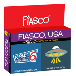 Fiasco: USA Expansion Pack
