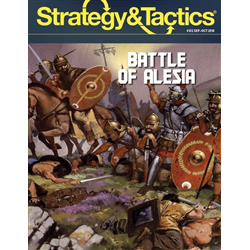 Strategy & Tactics: Issue 312: Battle of Alesia