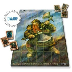 Lords of War: Battlemat Dwarf