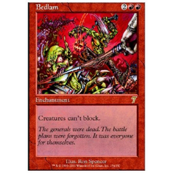 Magic löskort: 7th Edition: Bedlam