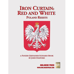 Panzer Grenadier: Iron Curtain: Red & White