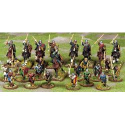 Carolingian Franks Warband Starter (4 points)
