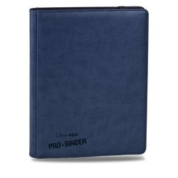 Ultra Pro PRO-Binder 9-Pocket Premium Blue