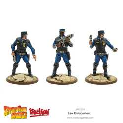 Strontium Dog: Law Enforcment