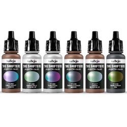 Vallejo Paint Set The Shifters Galaxy Dust