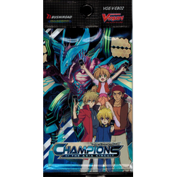 Cardfight!! Vanguard: Champions of the Asia Circuit Booster Pack