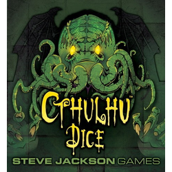 Cthulhu Dice Game (Green)