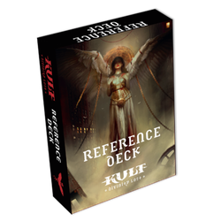Kult 4th ed: Reference Deck
