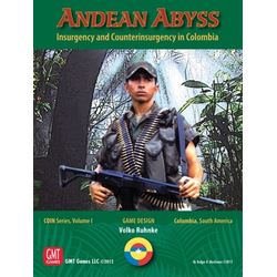 Andean Abyss (2nd printing)