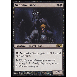 Magic löskort: Core Set 2011 (M11): Nantuko Shade