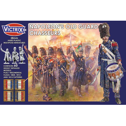 Victrix 28mm: Napoleon's Old Guard Chasseurs