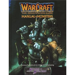 Warcraft RPG: Manual of Monsters