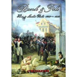 Rank and File. Fast Play Rules for the Horse and Musket Period