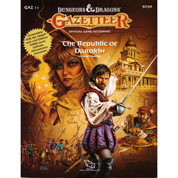 D&D Gazetteer: GAZ11, The Republic of Darokin (1989)
