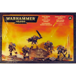 Space Marine Scouts (äldre förpackning)