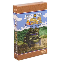 Sergeants: Hell on Wheels - US M2A1 Halftrack