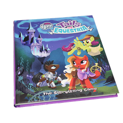 Tails of Equestria: My Little Pony RPG