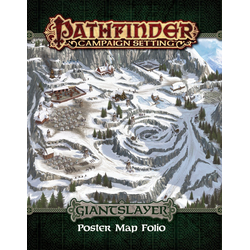 Pathfinder: Giantslayer Poster Map Folio