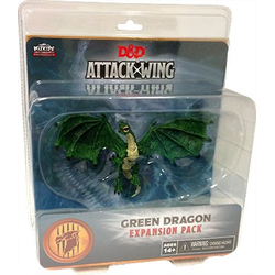 Dungeons & Dragons Attack Wing: Green Dragon