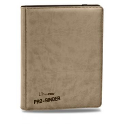 Ultra Pro PRO-Binder 9-Pocket Premium White