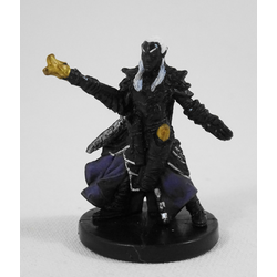 D&D Miniatures Game: Drow Wand Mage (1)