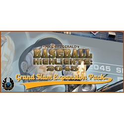 Baseball Highlights: 2045: Grand Slam Expansion Pack