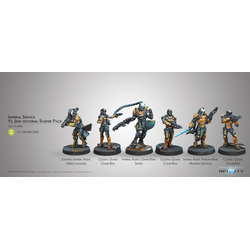 Yu Jing - Imperial Service (Yu Jing Sectorial Starter Pack)