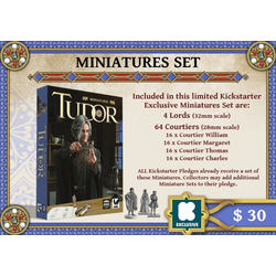 Tudor: KS Miniature Set
