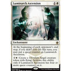 Magic löskort: Masters 25: Luminarch Ascension