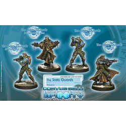 Ariadna - The Scots Guards, 6TH Caledonian Infantry Regiment (Box of 4)
