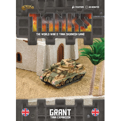 TANKS: British Grant Tank