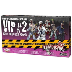 Zombicide: VIP 2 – Very Infected People