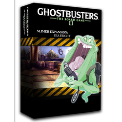 Ghostbusters II: Slimer's Sea Fright