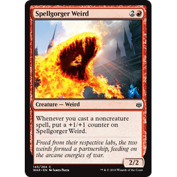 Magic löskort: War of the Spark: Spellgorger Weird