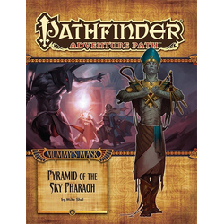 Pathfinder Adventure Path: Pyramid of the Sky Pharaoh