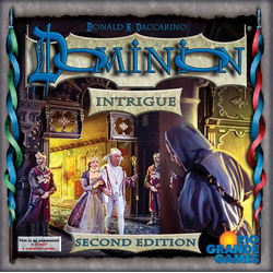 Dominion (2nd ed): Intrigue