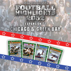 Football Highlights 2052: Expansions - #1 Chicago & Green Bay